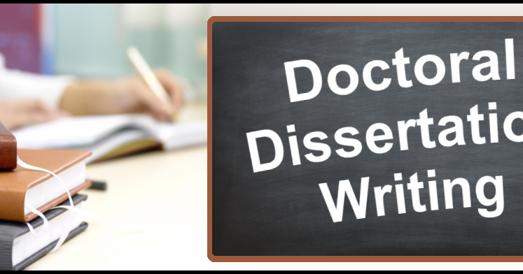 Doctoral dissertation writing services ltd