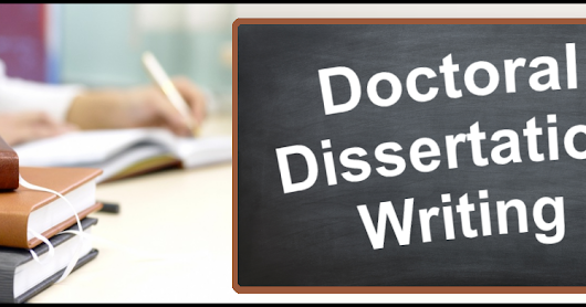 Demystifying The Five Chapters That Make Up A Doctoral Dissertation