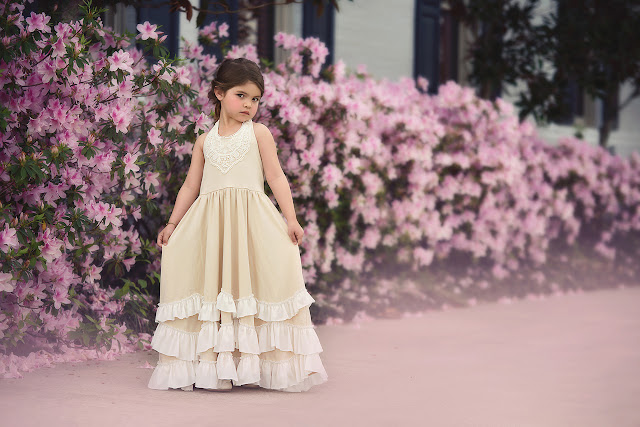 Flower Girl Dress: Choosing Fabric and Color