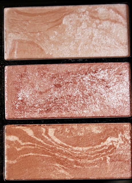 swatch palette blush pro artist freedom
