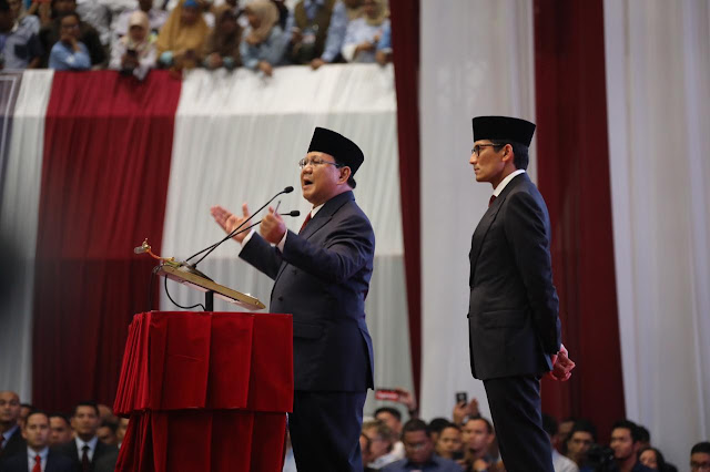 Prabowo: Proyek Infrastruktur Tidak Boleh Jadi Bancaan Kelompok Tertentu