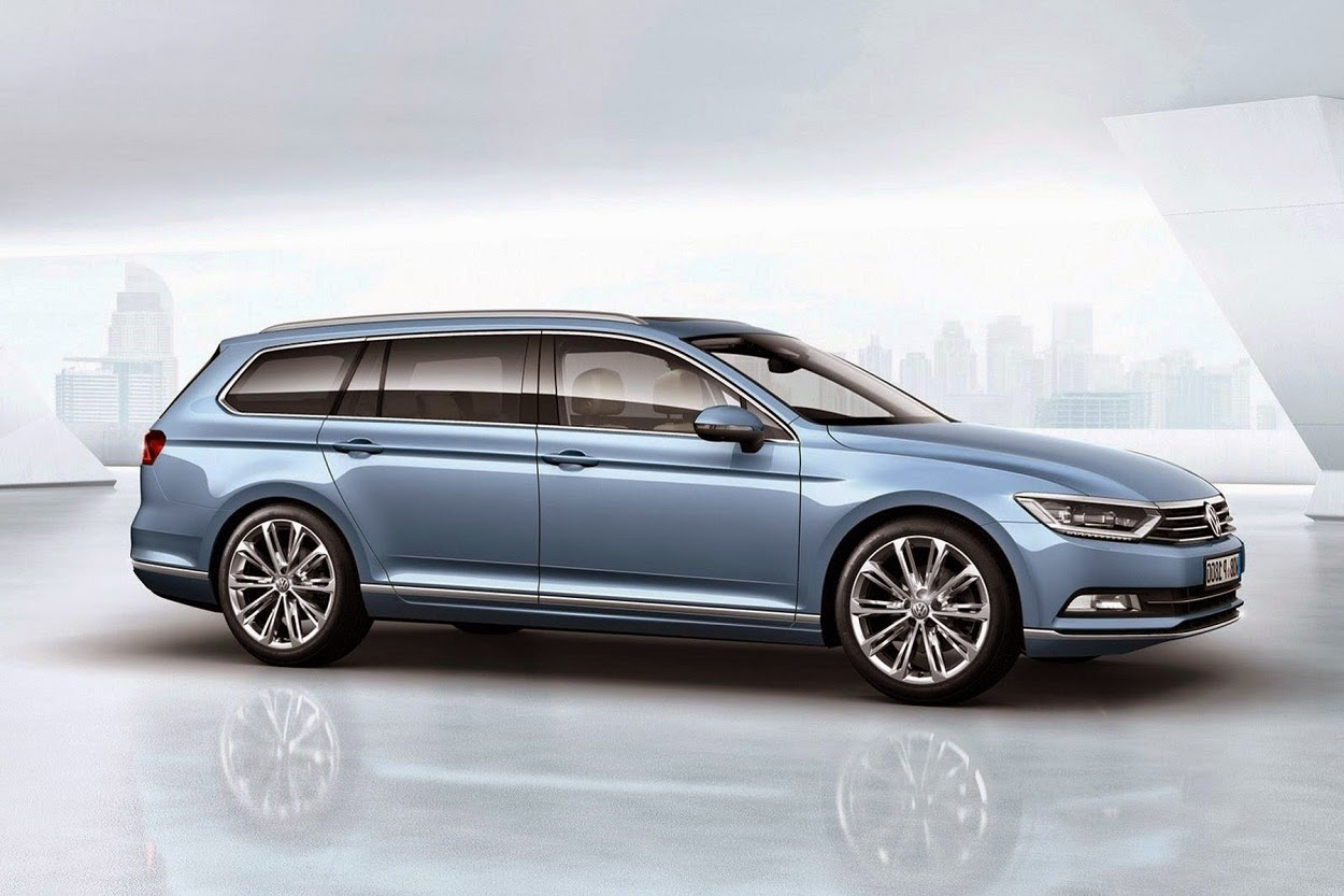 New Volkswagen Passat Wagon 2015 | Car Reviews | New Car Pictures ...
