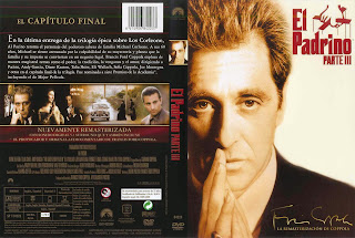 Carátula: El Padrino. Parte III (1990)(The Godfather: Part III)