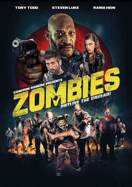 """Zombies (George Cameron Romero + Tony """"Candyman"""" Todd)"""