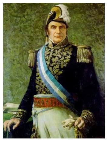 Justo José de Urquiza - Presidentes de la República Argentina - Presidentes Argentinos