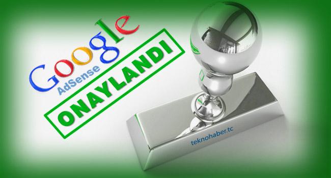 Google Adsense: İkinci Onaydan Geçememek