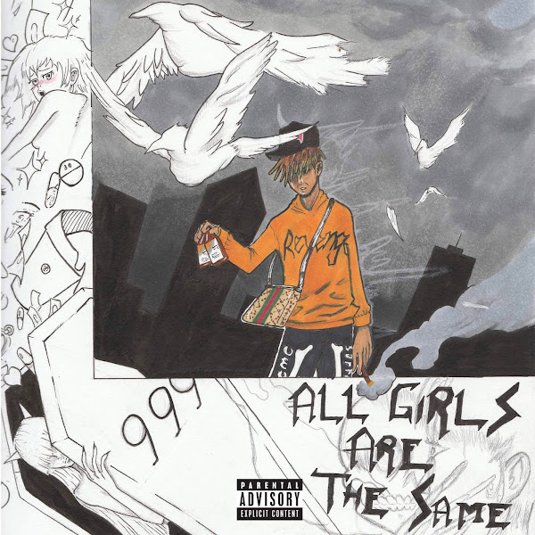 Juice WRLD - All Girls Are the Same - Single Cover