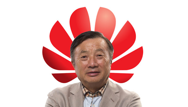 """CEO-Huawei--1021x580 Huawei praises Apple's bravery for launching the """"notch"""" Apps iPhone News Technology"""