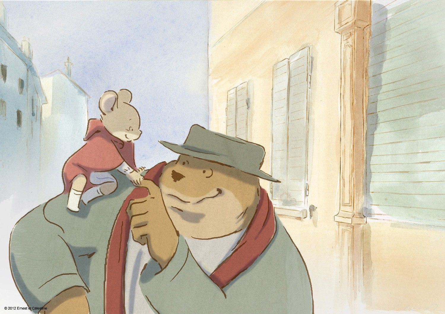 Ernest and Celestine : Movie Review – Site Title  Ernest And Celestine