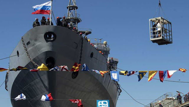 "Kapal Generasi Baru ""IVAN HURS"" Akan Bergabung dengan AL Rusia Akhir 2017"