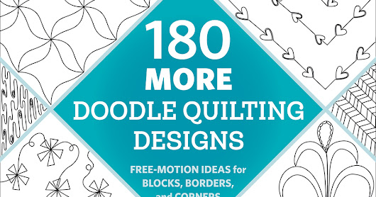 180 More Doodle Quilting Designs