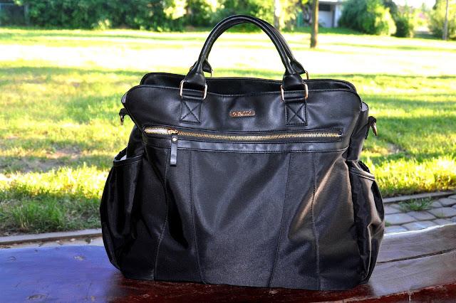 Joissy Soho - klasyczna i elegancka torba dla Mamy