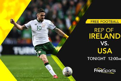 FreeSports Ireland - Astra Frequency
