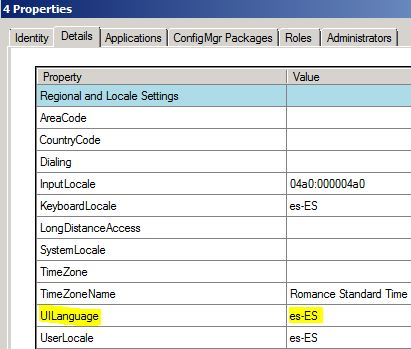 SCCM OSD - Install Language Pack Based on Location