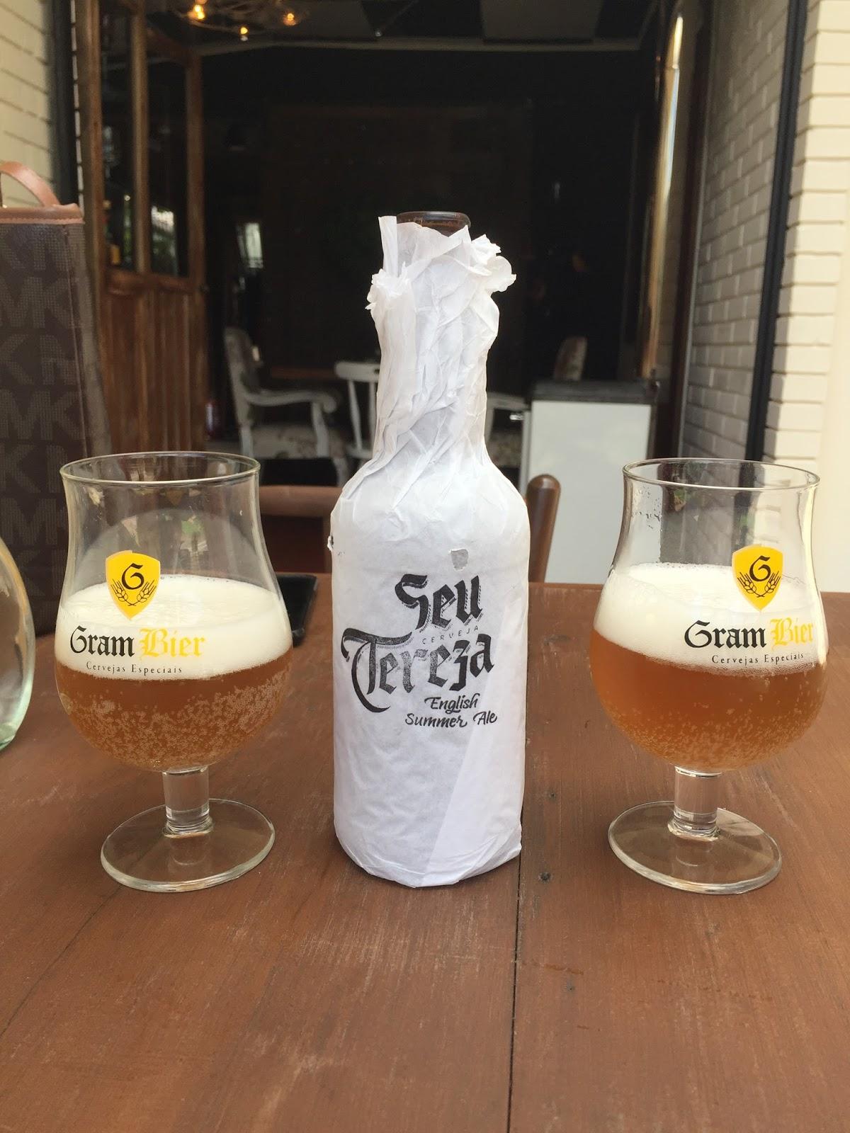 Cerveja Seu Tereza