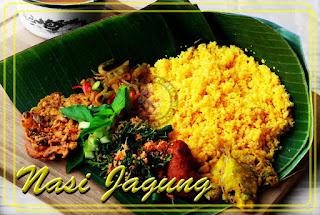 Resep Nasi Jagung Gurih Nikmat Khas Nusantara