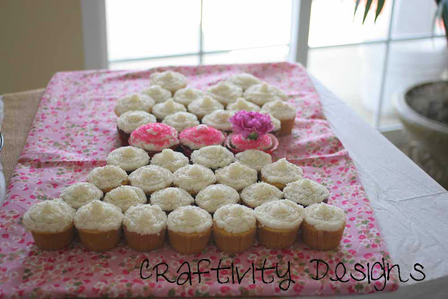 Bridal Shower Menu, Bridal Tea, Vintage Style, Vintage Theme, with free printables @CraftivityD
