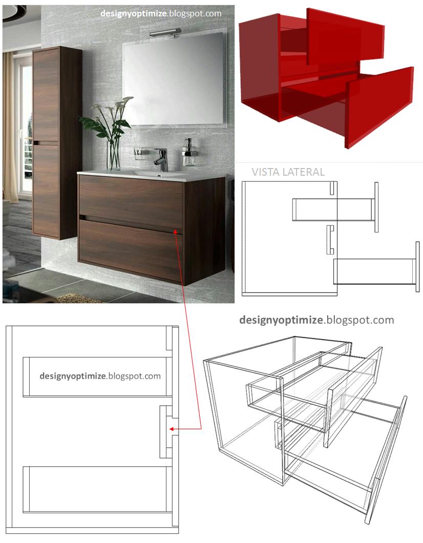 Dise o de muebles madera fabricar mueble con sistema for Sistema para zapateras