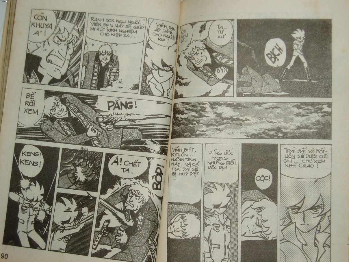 Siêu nhân Locke vol 03 trang 45