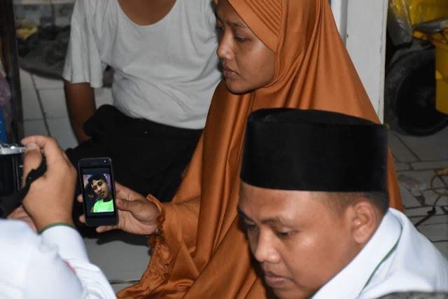 Istri Pria yang Dibakar Massa Berharap Anaknya Bisa Belajar di Pesantren