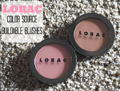 LORAC Color Source Buildable Blushes