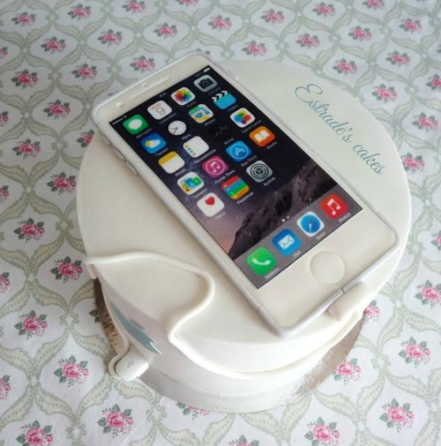 Tarta iphone 4