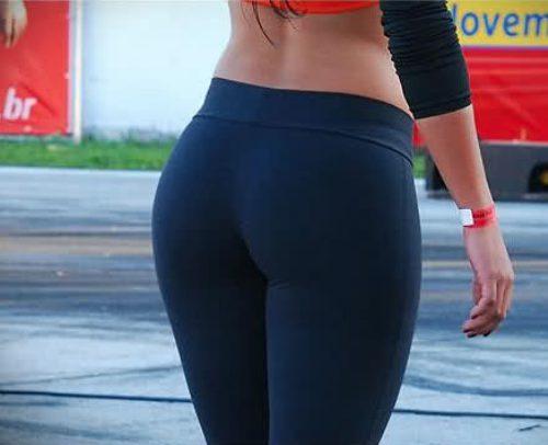 Yoga Pants Sex Tape