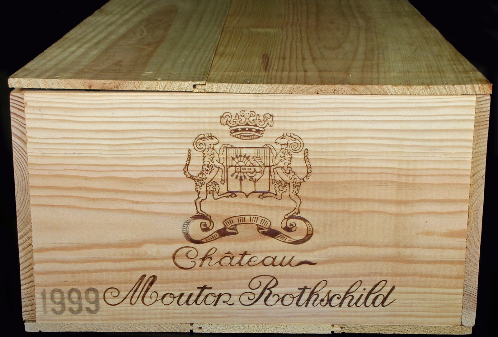 Wooden Wine Boxes Amp Wine Crates The 5 First Growth Wine