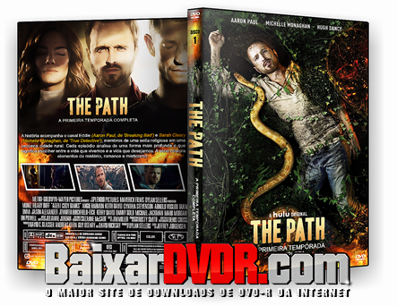 The Path – 1ª Temporada Completa (2017) DVD-R Autorado