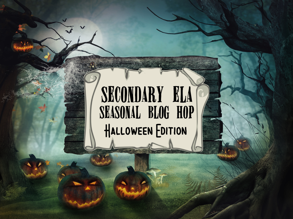 Halloween Tips and Tricks for Secondary ELA   Making Meaning with