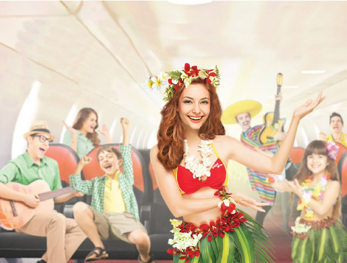 Coffee, tea or bikini? #VietJet stands by racy calendar
