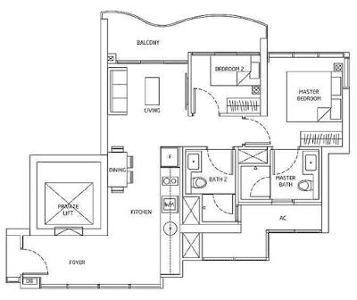 Queens Peak Floorplan2