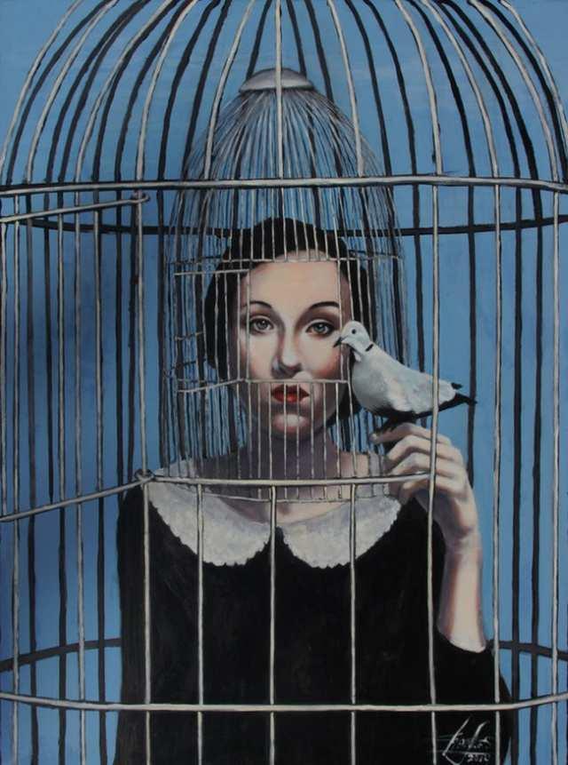 Метареализм. Charles Sabourin