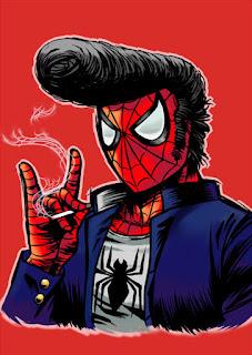 Elvis Spidey