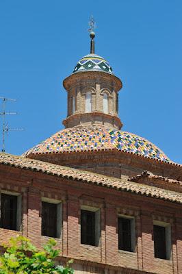 Calatayud. Iglesia de San Juan el Real