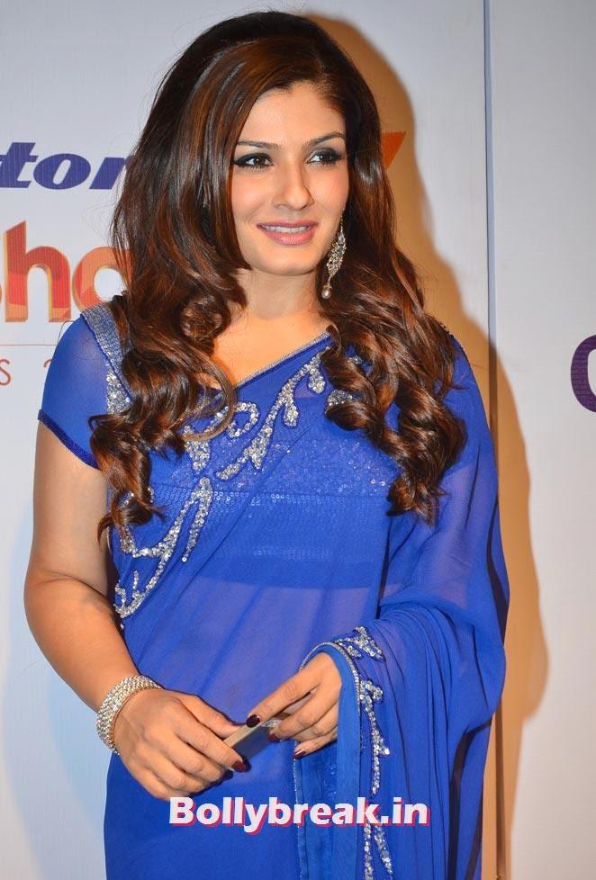 Raveena Tandon, Madhuri, Alia, Kajol at Stree Shakti awards