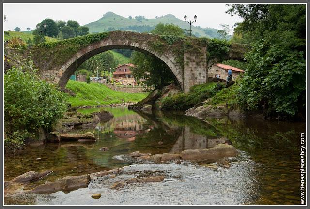Lierganes, pueblos de interior con encanto Cantabria