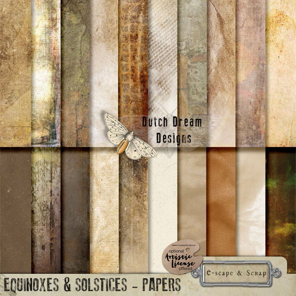 Equinoxes & Solstices - Backgrounds