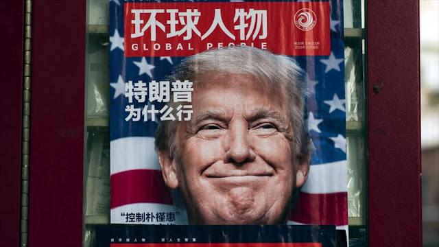 China avisa de 'enfrentamiento' con EEUU bajo la férula de Trump