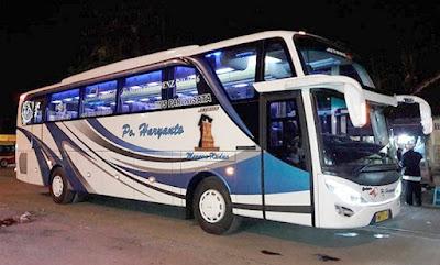 Bus Pariwisata Terbaru