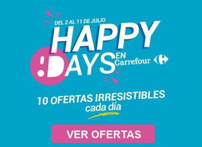 Happy Days Carrefour