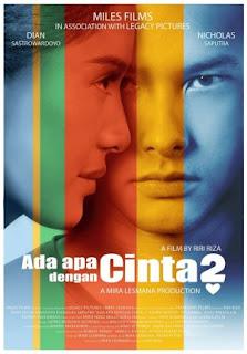 Film Ada Apa Dengan Cinta 2 (2016) Full Trailer