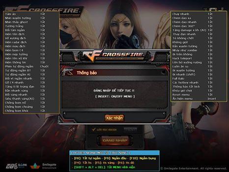 Hack CF 1260 - VinaCF 1260  : Nữ Thần ATHENA