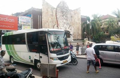 Bus Wisata Jogja ke Bali