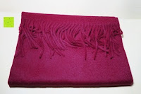 ausgepackt: Novawo® Luxus Kaschmir und Wolle Vermischung Schal Herren Damen (8 Farben)