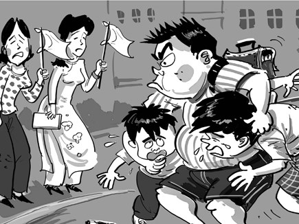 Giải pháp phòng, chống bạo lực học đường