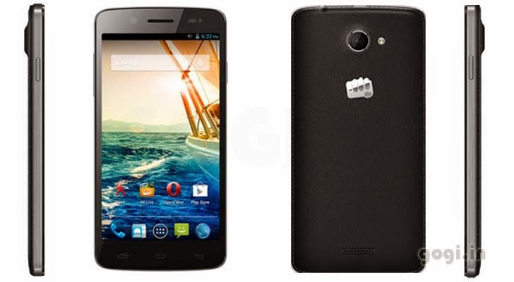 Micromax A177 Stock Rom Flash File Download