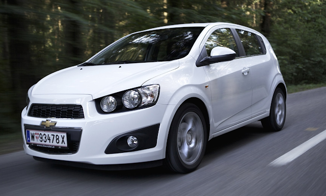 Chevrolet Aveo - The Best Affordable Cars