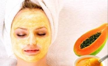 Papaya Face Mask | The Girls Beauty Bible