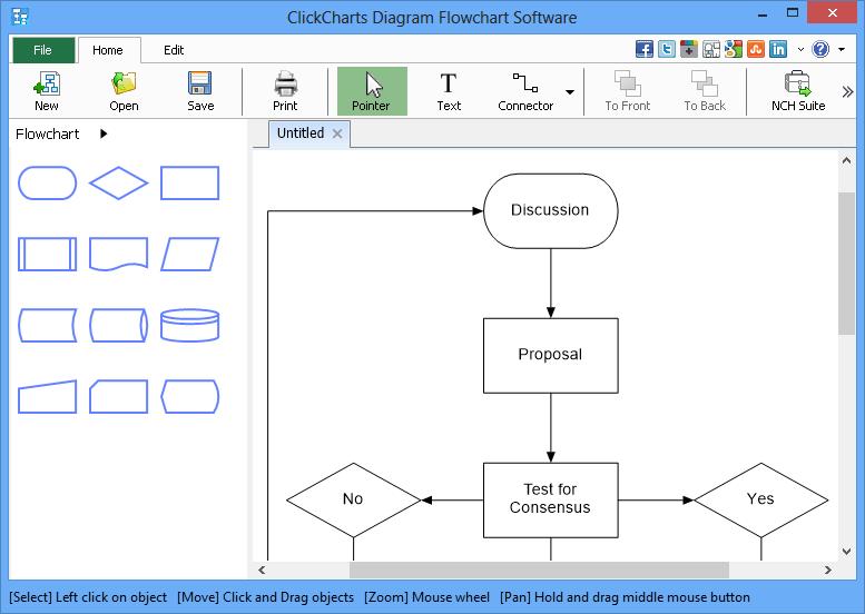10 software gratis untuk membuat flowchart 2017 10terbaik software yang membedakan dengan software flowchart lainya adalah tab dengan fitur ini bisa membuat banyak flowchart sekaligus juga bisa melihat tab lain sebagai ccuart Choice Image